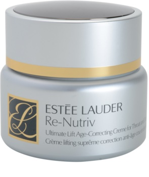 Estée Lauder Re-Nutriv Ultimate Lift Lifting Cream For Neck And Décolleté