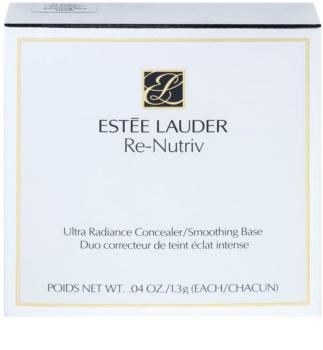 Estée Lauder Re-Nutriv Ultra Radiance Brightening Concealer + Smoothing Primer 2 In 1