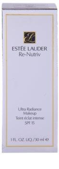 Estée Lauder Re-Nutriv Ultra Radiance make-up pentru luminozitate SPF 15