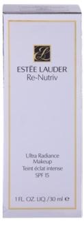 Estée Lauder Re-Nutriv Ultra Radiance розяснюючий тональний крем SPF 15