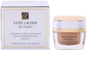 Estée Lauder Re-Nutriv Ultra Radiance crema pentru lifting facial SPF 15