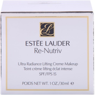 Estée Lauder Re-Nutriv Ultra Radiance crema pentru lifting facial SPF 15