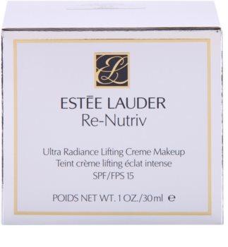Estée Lauder Re-Nutriv Ultra Radiance crema pentru lifting facial SPF15
