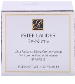 Estée Lauder Re-Nutriv Ultra Radiance тональний крем-ліфтинг SPF 15