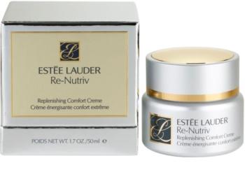 Estée Lauder Re-Nutriv Replenishing Comfort pleťový krém pro suchou pleť