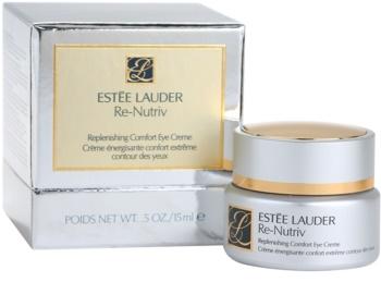 Estée Lauder Re-Nutriv Replenishing Comfort Moisturizing Eye Cream to Treat Wrinkles, Swelling and Dark Circles