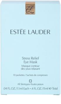 Estée Lauder Stress Relief maseczka pod oczy do wszystkich rodzajów skóry