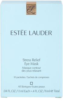 Estée Lauder Stress Relief maska na oči pre všetky typy pleti