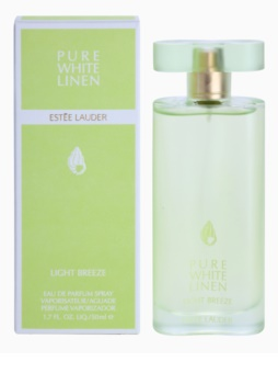 Estée Lauder Pure White Linen Light Breeze eau de parfum per donna 50 ml