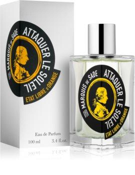 Etat Libre d'Orange Attaquer Le Soleil Marquis De Sade Eau de Parfum unisex 100 ml