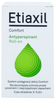 Etiaxil Comfort Antitranspirant Deoroller mit 3 - 5 tägiger Wirkung