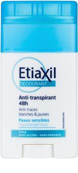 Etiaxil Daily Care anti-transpirant et déodorant solide pour peaux sensibles