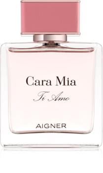 Etienne Aigner Cara Mia  Ti Amo eau de parfum pentru femei 100 ml