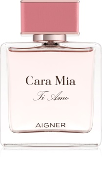 Etienne Aigner Cara Mia  Ti Amo eau de parfum pour femme 100 ml