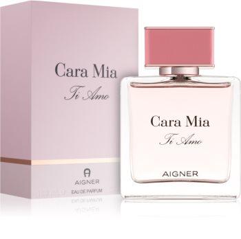 Etienne Aigner Cara Mia  Ti Amo parfumovaná voda pre ženy 100 ml