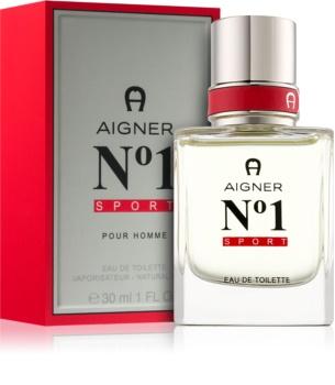 Etienne Aigner No. 1 Sport Eau de Toilette voor Mannen 30 ml