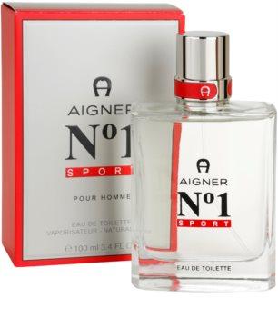 Etienne Aigner No. 1 Sport toaletna voda za moške 100 ml