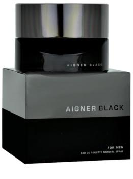 Etienne Aigner Black for Man eau de toilette férfiaknak 125 ml
