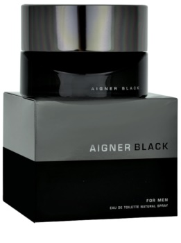 Etienne Aigner Black for Man Eau de Toillete για άνδρες 125 μλ