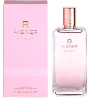 Etienne Aigner Debut Eau de Parfum Damen 100 ml