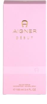 Etienne Aigner Debut eau de parfum pour femme 100 ml