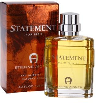 Etienne Aigner Statement Eau de Toilette for Men 125 ml