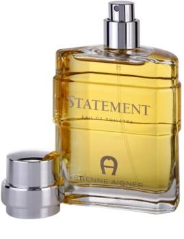 Etienne Aigner Statement eau de toilette férfiaknak 125 ml