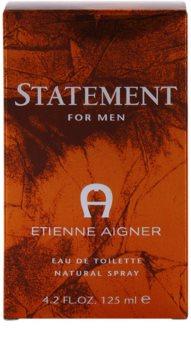 Etienne Aigner Statement eau de toilette pentru barbati 125 ml