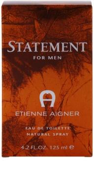 Etienne Aigner Statement woda toaletowa dla mężczyzn 125 ml