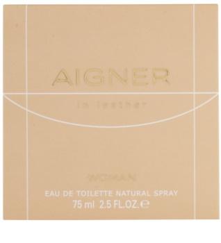 Etienne Aigner In Leather Woman eau de toilette pentru femei 75 ml