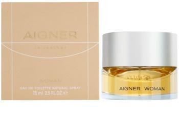 Etienne Aigner In Leather Woman Eau de Toilette für Damen 75 ml