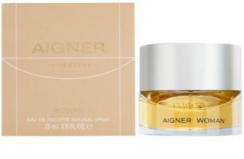 Etienne Aigner In Leather Woman toaletní voda pro ženy 75 ml