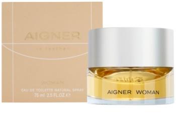 Etienne Aigner In Leather Woman toaletna voda za ženske 75 ml