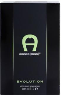 Etienne Aigner Man 2 Evolution Aftershave lotion  voor Mannen 100 ml
