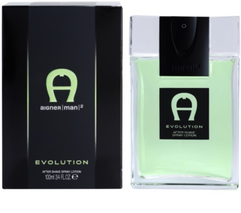 Etienne Aigner Man 2 Evolution Aftershave lotion  voor Mannen 100 ml