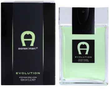 Etienne Aigner Man 2 Evolution voda po holení pro muže 100 ml