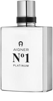 Etienne Aigner No.1 Platinum Eau de Toilette voor Mannen 100 ml