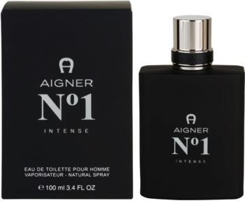 Etienne Aigner No. 1 Intense Eau de Toilette für Herren 100 ml