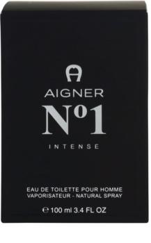 Etienne Aigner No. 1 Intense eau de toilette férfiaknak 100 ml