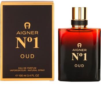 Etienne Aigner No. 1 Oud eau de parfum pentru bărbați 100 ml