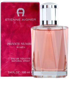 Etienne Aigner Private Number toaletna voda za ženske