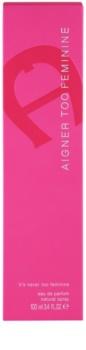 Etienne Aigner Too Feminine Eau de Parfum voor Vrouwen  100 ml