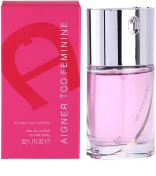Etienne Aigner Too Feminine Eau de Parfum für Damen 30 ml
