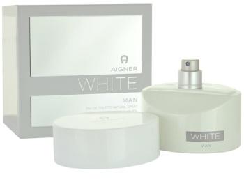 Etienne Aigner White Man Eau de Toilette für Herren 125 ml