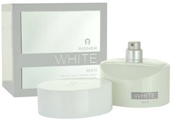 Etienne Aigner White Man eau de toilette pentru barbati 125 ml