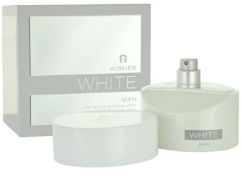 Etienne Aigner White Man toaletna voda za moške 125 ml