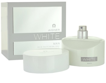 Etienne Aigner White Man woda toaletowa dla mężczyzn 125 ml