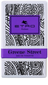 Etro Greene Street toaletní voda unisex 50 ml