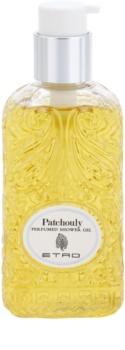 Etro Patchouly gel de duche unissexo 250 ml