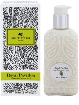 Etro Royal Pavillon leite corporal para mulheres 250 ml